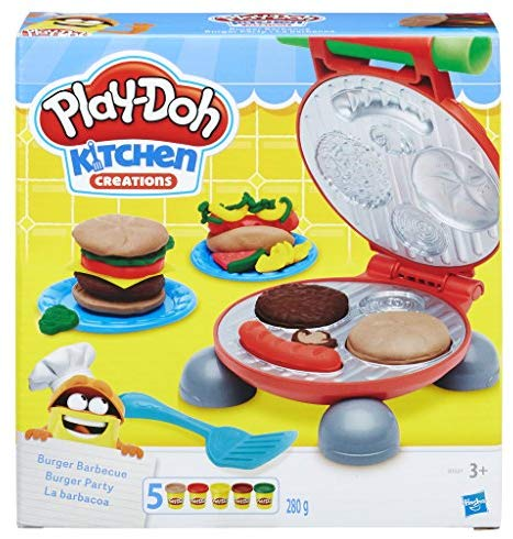 , Play-Doh – Pate A Modeler Play-Doh – Burger Party