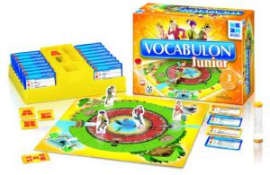 , Megableu – 560251 – Jeu Educatif – Vocabulon Junior