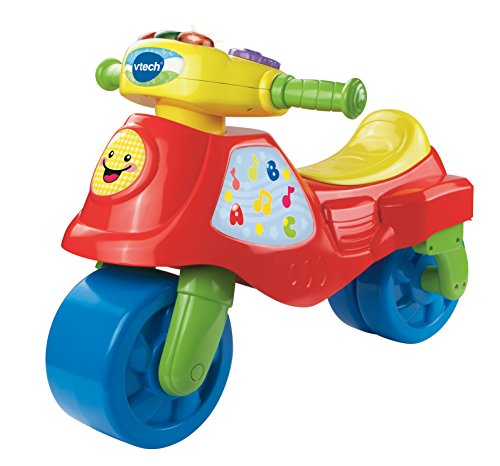 , Vtech – 181705 – Tricycle – Cyclo-moto 2 En 1 – Rouge