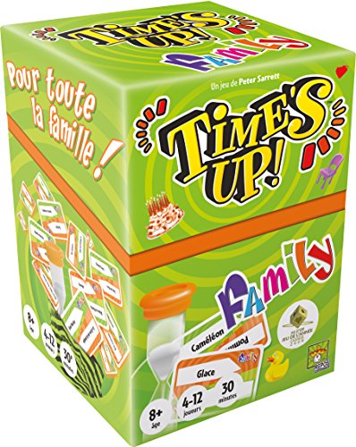, Asmodee – TUF1N – Time's Up – Family – Jeu d'Ambiance